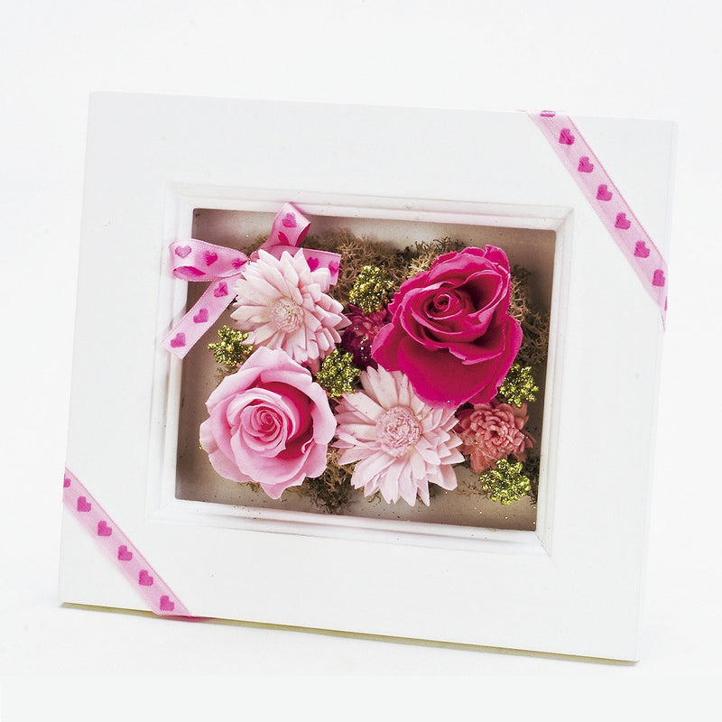 Priza Arrangement Frame [Rose] [Gift