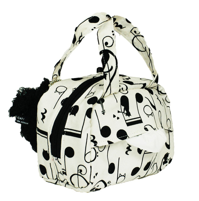 Rhythm Cat Pouch S [Cat] [Cute