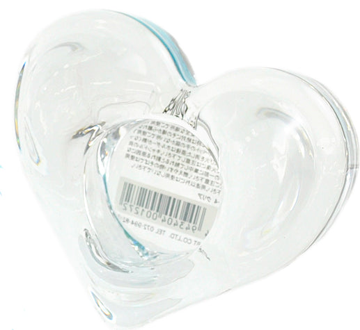 Pretty Heart Holder Clear [Candle