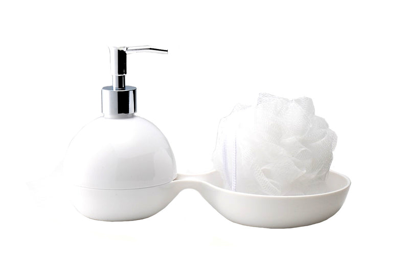 BB Bottle Zebra Bath Set Shiny White [Sale] [Bath Accessories