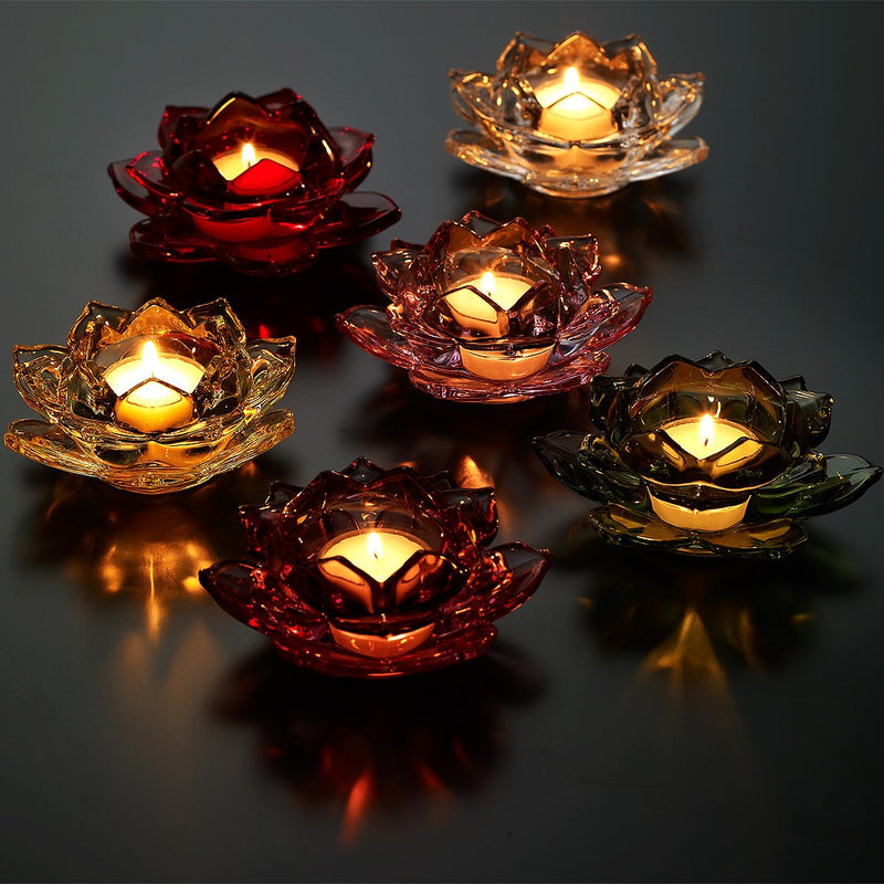 [Candle] Elegant Bloom Holder Green