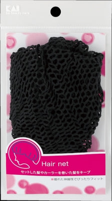 Standard Selection Hairnet Black (HL0162) [Kai] [Styling] 240 pieces per case