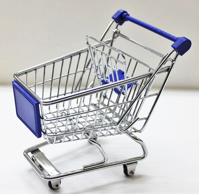Mini Cart Slage Basket M