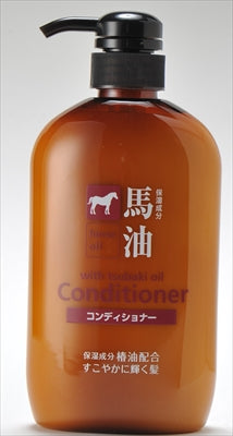 Horse oil conditioner [Cosmetic station] [Conditioner rinse] 1 case 16 pieces