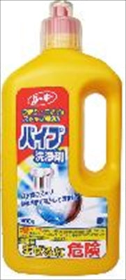 Rookie pipe cleaning agent 800G [Daiichi soap] [Housing detergent / pipe cleaner] 1 case 12 pieces