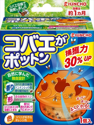 Type T that Kobae puts on Potton [Dainihon Jochugiku (Kincho)] [Insecticide / Kobae] 24 pieces per case