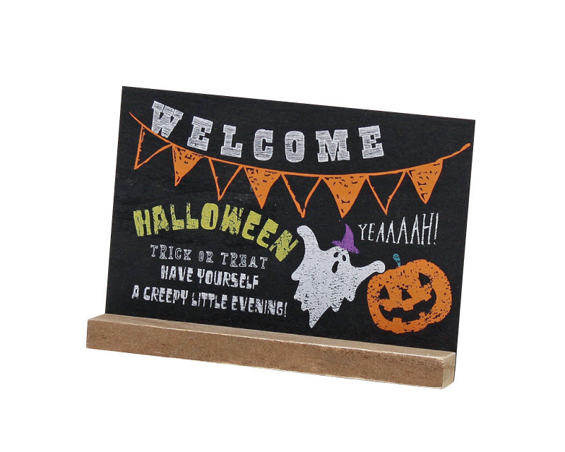 Graphitte Tabelle Photo Frame Horizontal Halloween