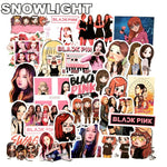 54Pcs Kpop Blackpink Stickers