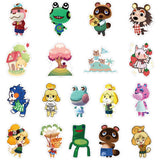 50Pcs Animal Crossing Stickers