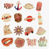 50Pcs Vsco Stickers