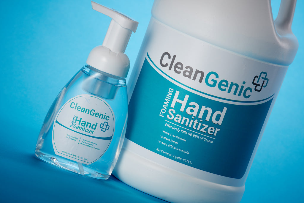 Subscribe to a Safe Season: A Gift of Hand Sanitizer Tells Them You Care