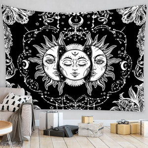 Psychedelic Popular Tapestry, Wall Decor Hanging Tapestry