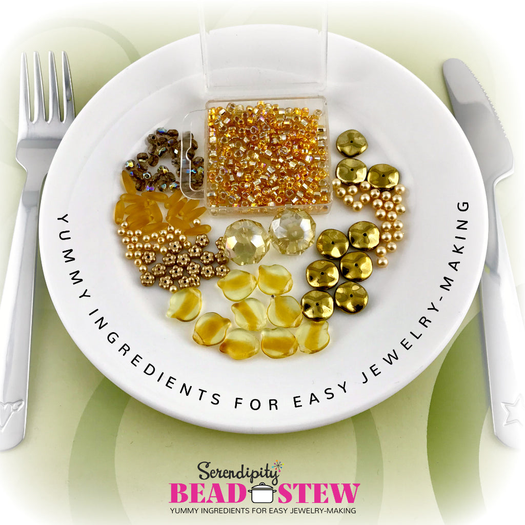 Suzie Q Studio is offering BEAD STEW jewelry-making class at various venues in Calgary using our Serendipity BEAD STEW jewelry-making kits. We'll also be offering Private Jewelry-Making Parties for all kinds of occasions: Birthday Parties, Bridal Showers, Christmas Get-togethers... Here is a customer review.