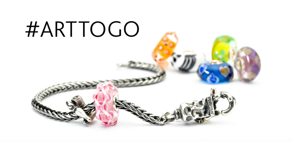​Suzie Q Studio at the Crossroads Market in Calgary has just received the Trollbeads ​Art to Go limited edition bracelet consisting of a silver bracelet, a new artsy lock and a matching silver bead, speaking to your inner artist.​ Drop by Suzie Q's to have a look.​