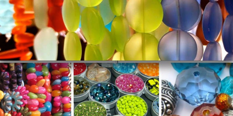 Glass Beads 50% OFF -- THIS WEEKEND (Sept 14-16/18)) is your last chance to stock up on your Kumihimo beads, leather & supplies, plus all our other jewelry-making supplies...findings, chain, beads, SWAROVSKI CRYSTALS, and lots more -- ALL at 50% OFF! Hope to see you this weekend at Suzie's new Crossroads Market location in Calgary!