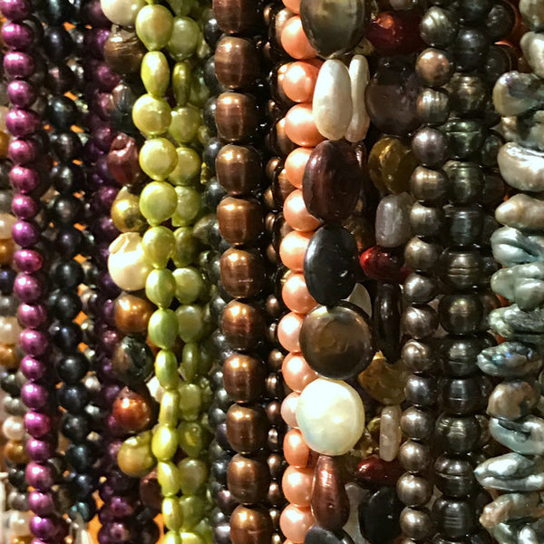 OODLES OF LUSCIOUS FRESH WATER PEARLS...••• 50% OFF!!! •••