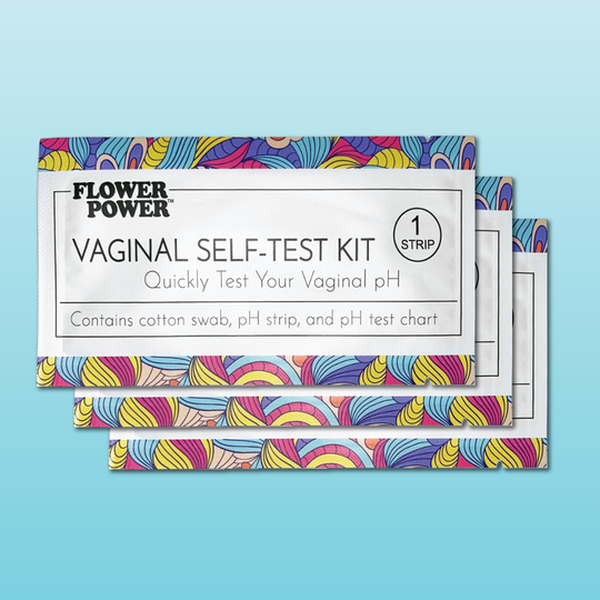 Vaginal pH Testing Kits - 3 Pack