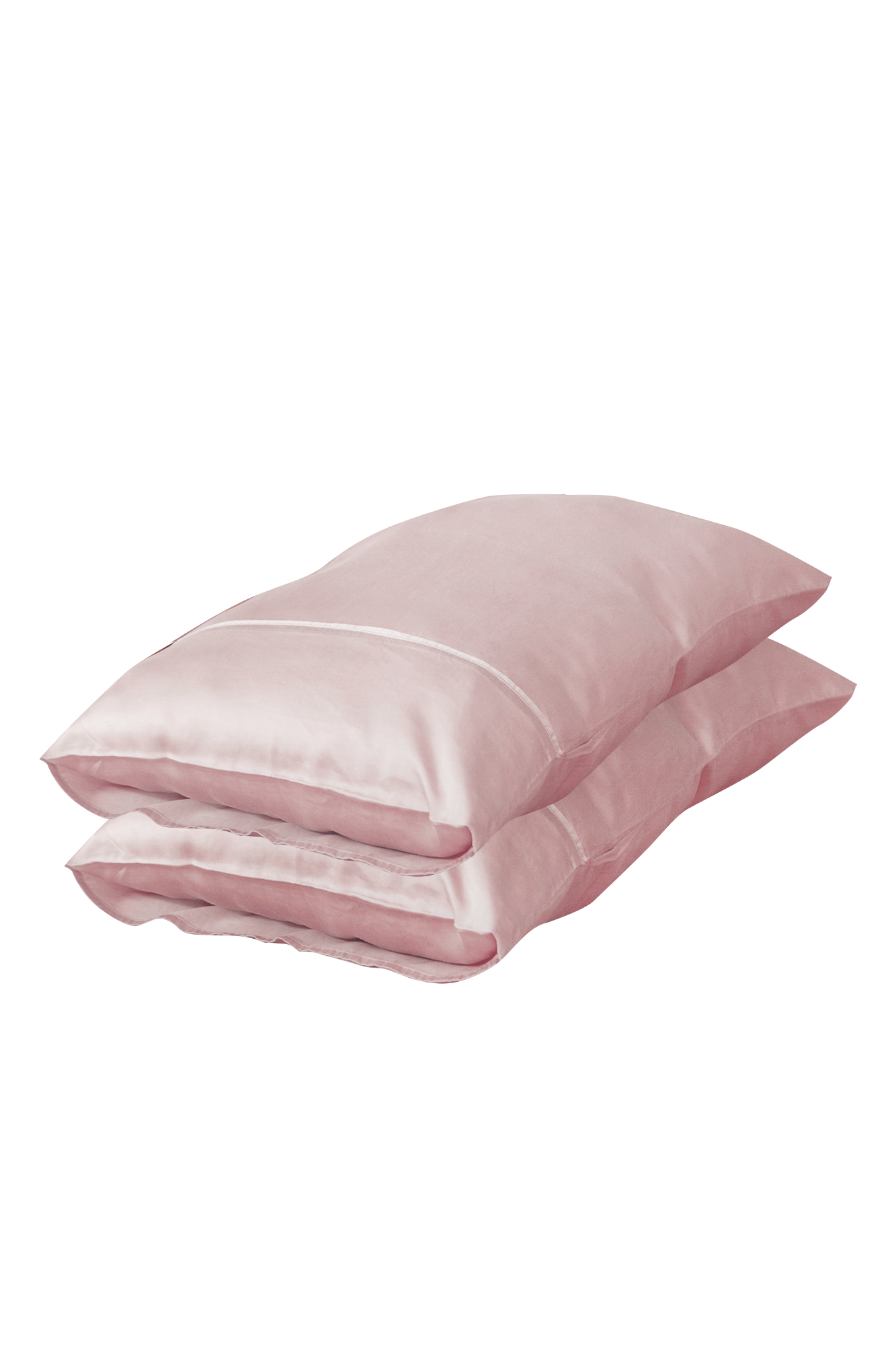 tencel™lyocell pillowcase set in sakura