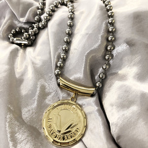 "ESSNTL || ""Always Be ARMED' Medallion"