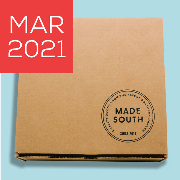 MADE SOUTH Box (March 2021)