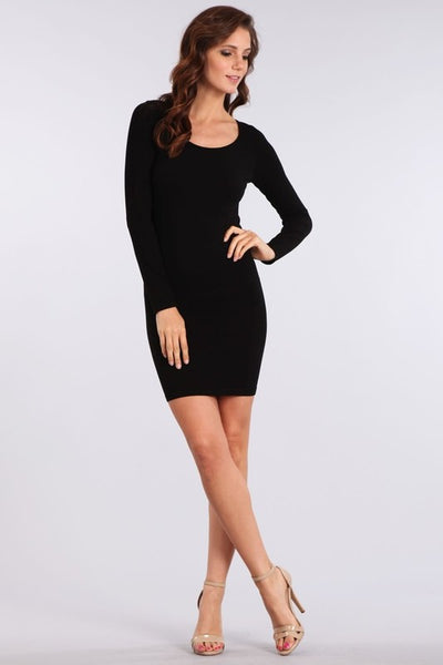 Long Sleeve Dress Fit Top.
