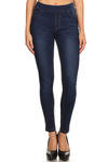 778  Fleece lined pull on jegging