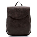 Fashion Flapover Convertible Backpack.