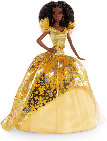 Holiday 2020 Christie Barbie Doll