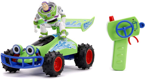 Buzz Lightyear Toy Story 4 Crash Buggy RC Vehicle