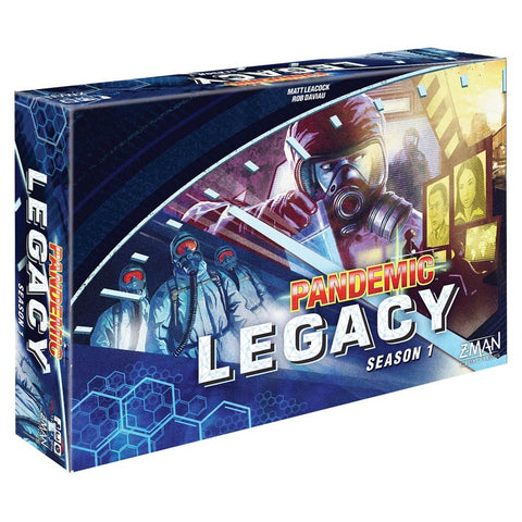 Pandemic: Legacy Season 1 (Blue Edition)
