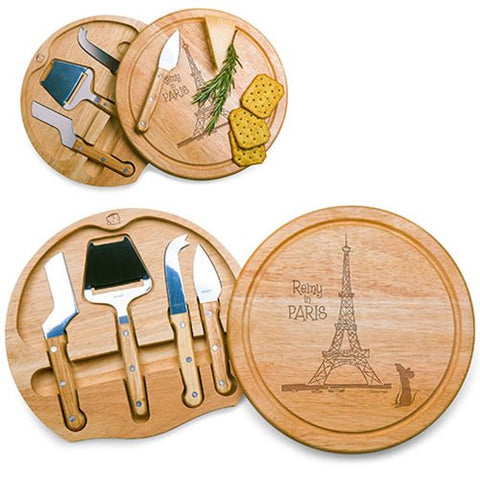 Ratatouille Circo Cheese Board and Tools Set