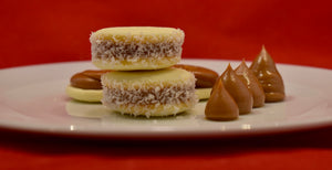 Mini Alfajores De Maicena Box