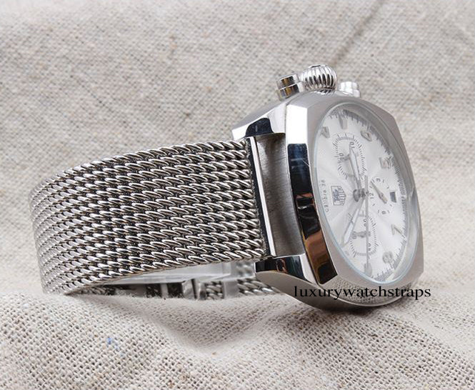 Why have Milanese mesh watch straps have become so popular?