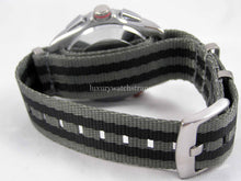 Load image into Gallery viewer, Reverse Bond Ultimate Dense Twill Weave NATO® strap for Tag Heuer Carrera Watch 20mm