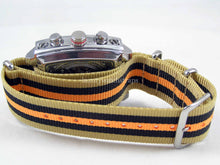 Load image into Gallery viewer, Superb Nato® watch strap for Tag Heuer Monaco watch - different styles