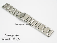 Load image into Gallery viewer, Ultimate Heavy Stainless Steel Strap for Breitling Watch 22mm 24mm 26mm