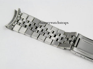 Jubilee Strap for Rolex Vintage Explorer Datejust 1655 16550 16570 1016 20mm Stainless Steel