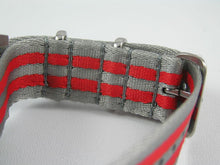 Load image into Gallery viewer, Ultimate Dense Twill Weave NATO® Double strap for Tag Heuer Formula One Aqua-Racer Monaco Carrera 20mm (No Watch - Strap Only)