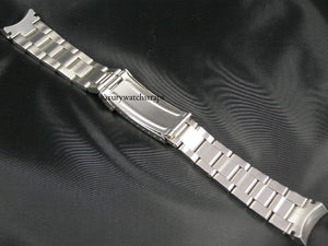Solid stainless steel 316L bracelet for Rolex Submariner GMT Deep Sea 20mm Watch