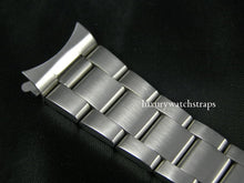 Load image into Gallery viewer, Solid stainless steel Oyster bracelet for Rolex Explorer Watch Watches 20mm (No WATCH)
