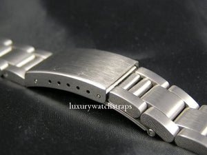 Solid stainless steel Oyster bracelet for Rolex Submariner Watch Watches 20mm (No WATCH)