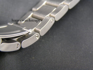 Solid stainless steel Oyster bracelet for Rolex Explorer Watch Watches 20mm (No WATCH)