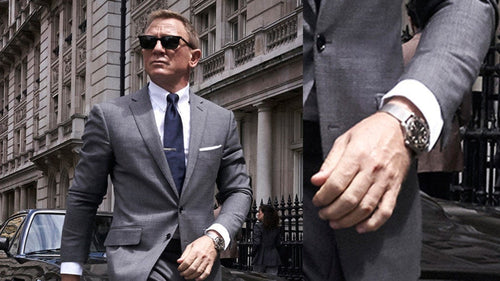 Superior steel Milanese James Bond No Time to Die mesh bracelet strap for Omega Speedmaster Seamaster 20mm NO WATCH