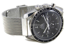 Load image into Gallery viewer, Superior steel refined mesh bracelet strap for Omega Speedmaster Watch 20mm (NO WATCH)