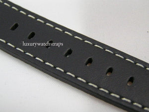 Superb leather bund strap for Citizen Eco Drive Promaster Watch Watches 20mm 22mm - back in stock!