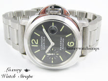 Load image into Gallery viewer, Ultimate Heavy Stainless Steel Strap for Panerai Marina Militare RXW Watch 22mm 24mm 26mm