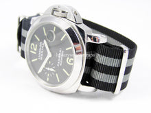 Load image into Gallery viewer, Ballistic Nylon NATO® Spectre Bond strap for Panerai RXW Marina Militare 22mm 24mm Watches