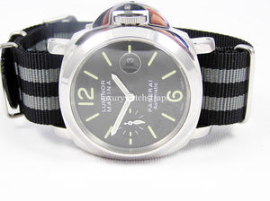Ballistic Nylon NATO® Spectre Bond strap for Panerai RXW Marina Militare 22mm 24mm Watches