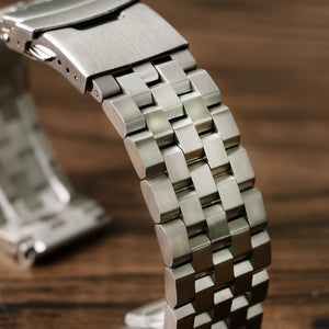 STAINLESS STEEL BRACELET FOR ALL WATCH MODELS with size 20mm 22mm 24mm