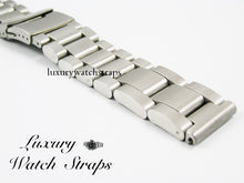 Load image into Gallery viewer, Ultimate Heavy Stainless Steel Strap for ALL 22mm 24mm 26mm Watches